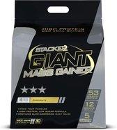 Stacker 2 Giant Mass Gainer - 2.27 kg - Vanille