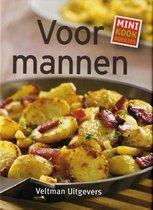 Boek cover Mini kookboekjes - Voor mannen van Naumann & Göbel (Hardcover)