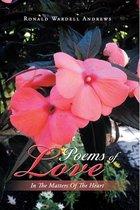 Boek cover Poems of Love van Ronald Wardell Andrews