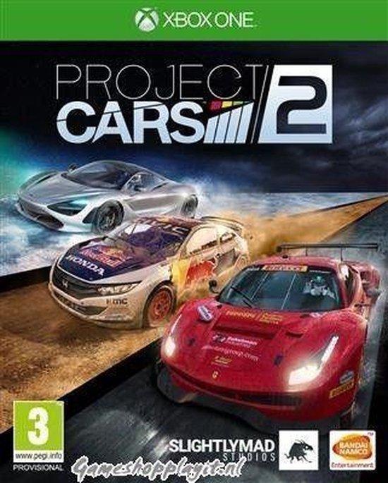 Project Cars 2 - Xbox One - Bandai Namco