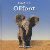 Babydieren - Olifant