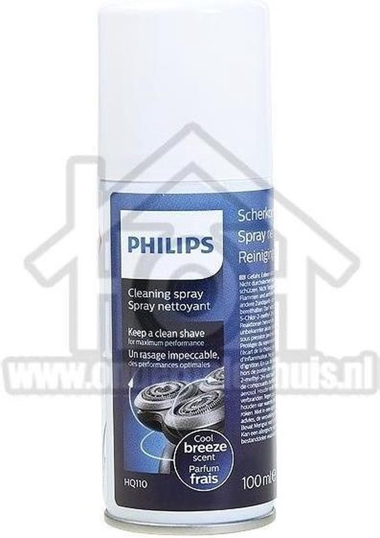 Philips HQ110/02 - Scheerapparaatreiniging