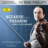 Plays Paganini - The Complete Recordings