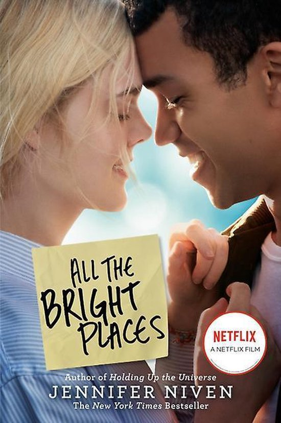 Boek cover All the Bright Places Movie Tie-In Edition van Jennifer Niven (Paperback)