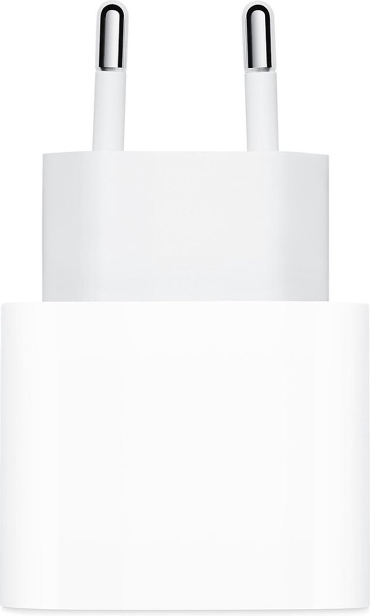 Apple 20W USB-C Snellader - Wit