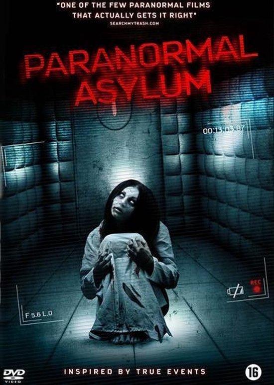 Cover van de film 'Paranormal Asylum'