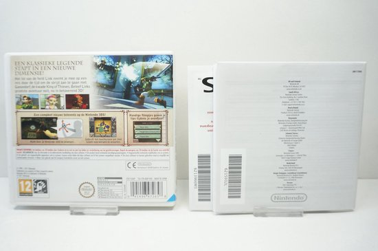 The Legend of Zelda: Ocarina of Time 3D - Nintendo Selects - 2DS + 3DS - Nintendo