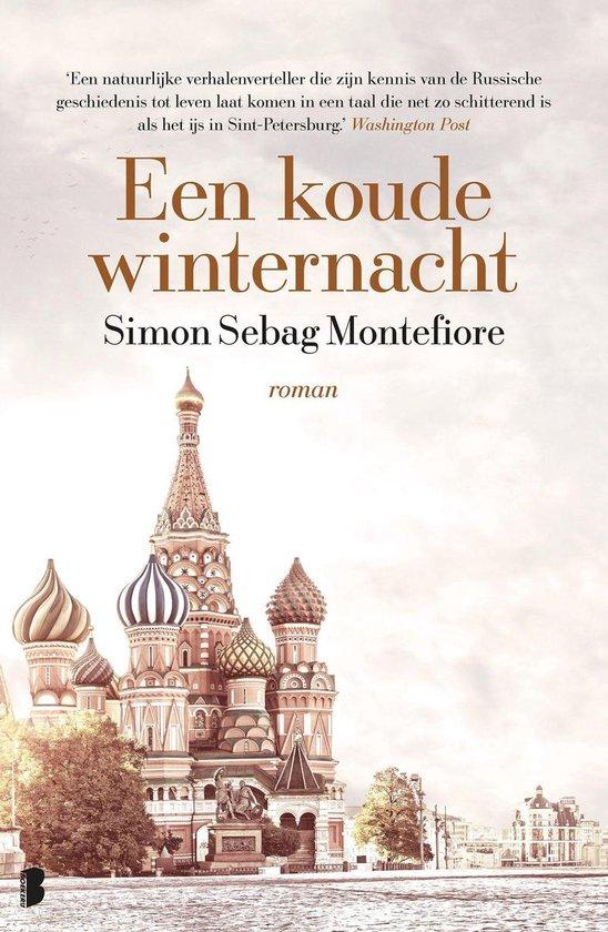 Boek cover Koude winternacht van Simon Sebag Montefiore (Onbekend)
