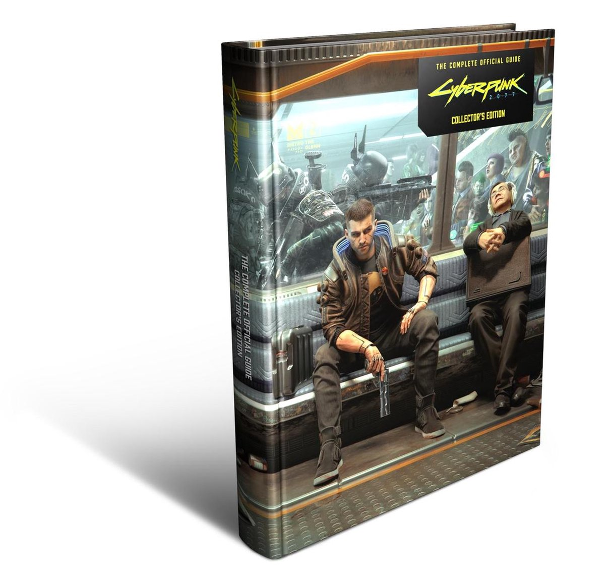 The Cyberpunk 2077 Complete Official Guide - Collector's Edition