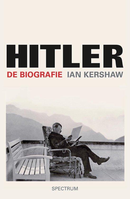 Boek cover Hitler van Ian Kershaw (Paperback)