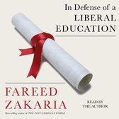 Boek cover In Defense of a Liberal Education van Fareed Zakaria