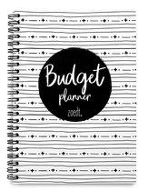 Zoedt - budgetplanner - kasboekje - A5 formaat - zwart wit