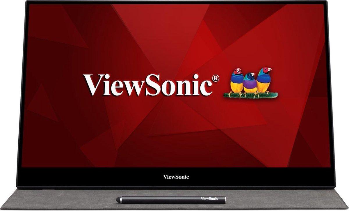 ViewSonic 16 TD1655 – Full HD USB-C IPS Monitor – 16 Inch (Touch)