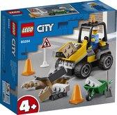 LEGO City 4+ Wegenbouwtruck - 60284
