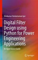 Digital Filter Design using Python for Power Engineering Applications