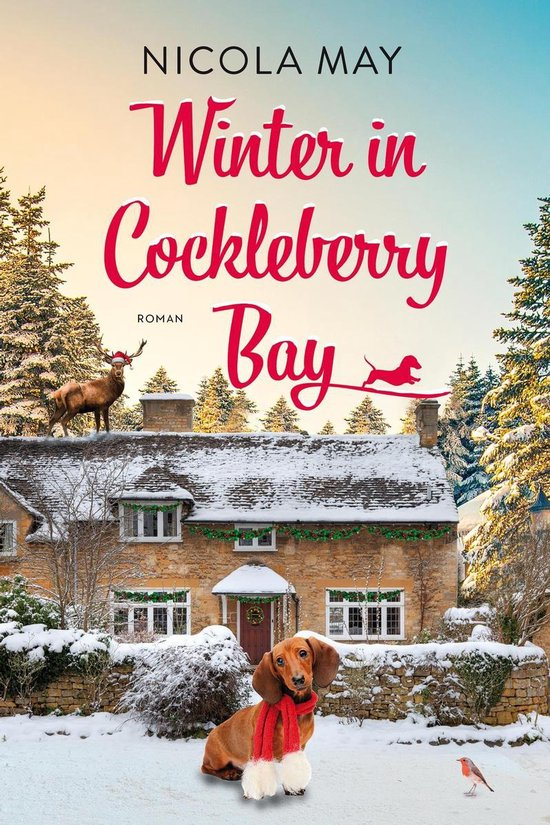 Boek cover Winter in Cockleberry Bay van Nicola May (Onbekend)
