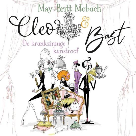 Boek cover Cleo & Bast van May-Britt Mobach (Onbekend)