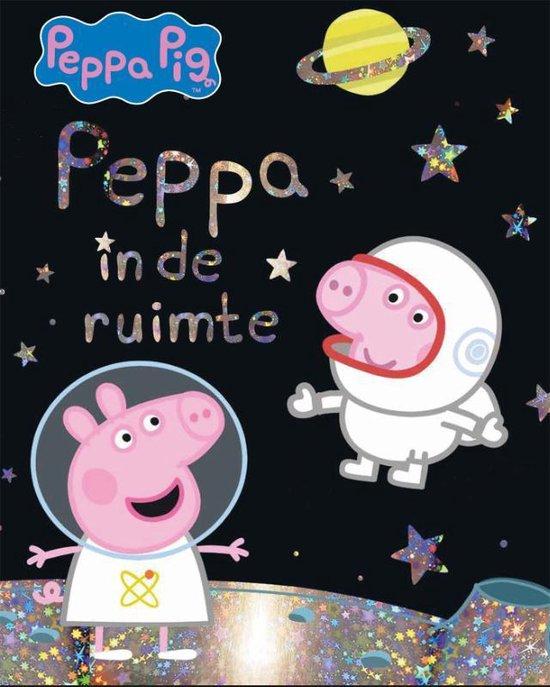 Peppa Pig  -   Peppa Pig-Peppa in de ruimte