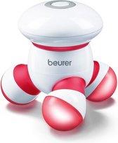 Beurer MG16 - Massagehand - Klopmassage - Rood
