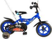 Volare Power Kinderfiets - Jongens - 10 inch - Blauw