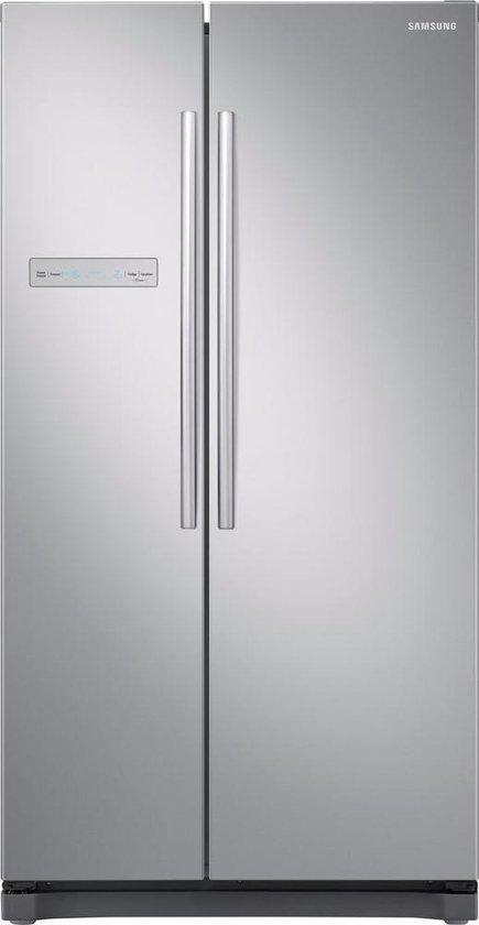 Koelkast: Samsung RS54N3003SA - Amerikaanse koelkast - Zilver, van het merk Samsung