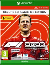 F1 2020 - Deluxe Schumacher Edition - Xbox One