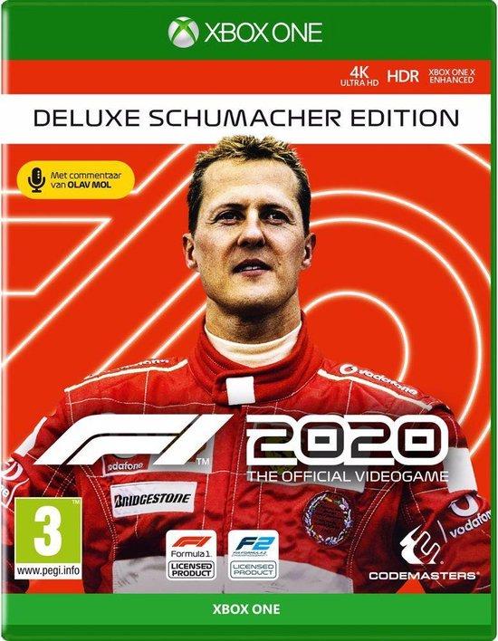 F1 2020 - Deluxe Schumacher Edition - Xbox One