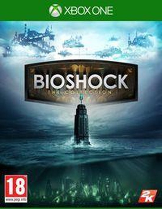 BioShock: The Collection - Xbox One - 2K