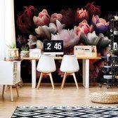 Fotobehang Flowers | VEA - 206cm x 275cm | 130gr/m2 Vlies