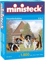 Ministeck Jonge Huisdieren