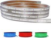 LED Strip RGB - 1 Meter - Dimbaar - IP65 Waterdicht 5050 SMD 230V