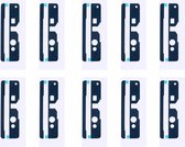 Let op type!! 10 PCS for Sony Xperia XA Ultra / C6 Top & Bottom Front Housing Adhesive