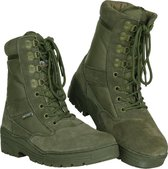 Fostex sniper boots groen