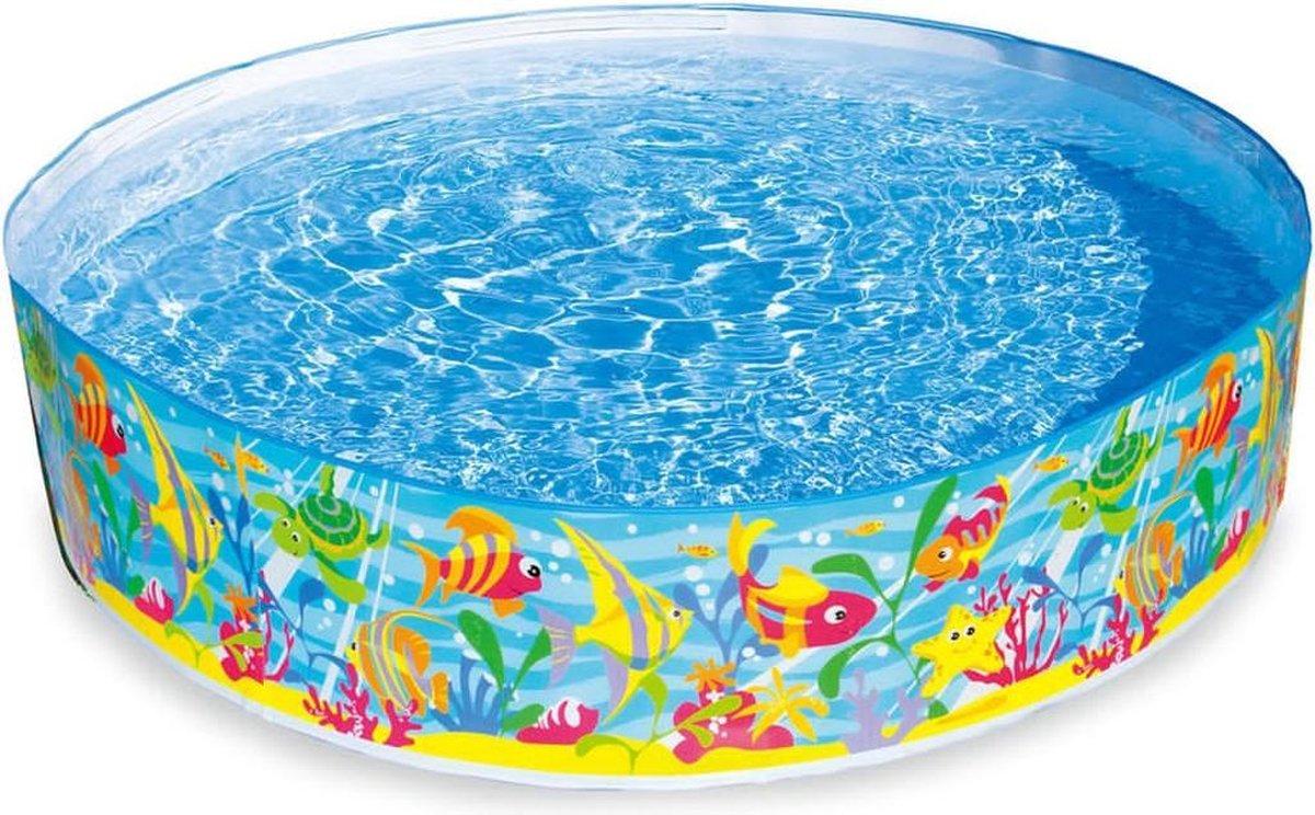 Intex - Ocean Play Opzetzwembad - 183 cm