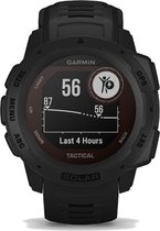 Garmin Instinct Solar  Tactical  - Sporthorloge - Black - 45 mm