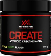 XXL Nutrition Create - 270 Gram - Citrus Burst