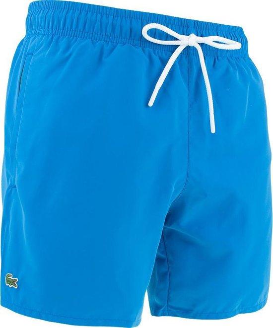 Lacoste Zwembroek Heren - Mannen - blauw