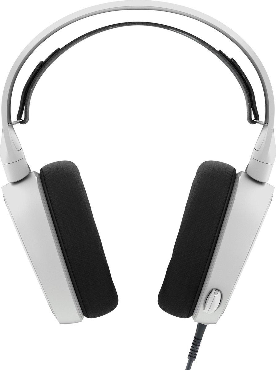 SteelSeries Arctis 3 -  Gaming Headset - Wit - PC & Xbox Series X S