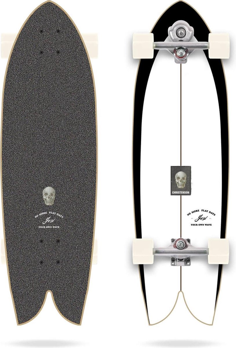 YOW x Christenson C-Hawk surfskate 33