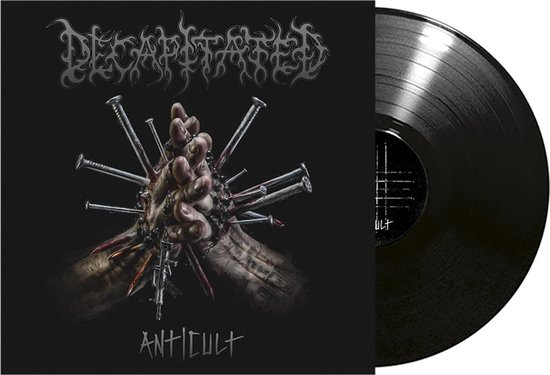 Anticult (LP) - Decapitated