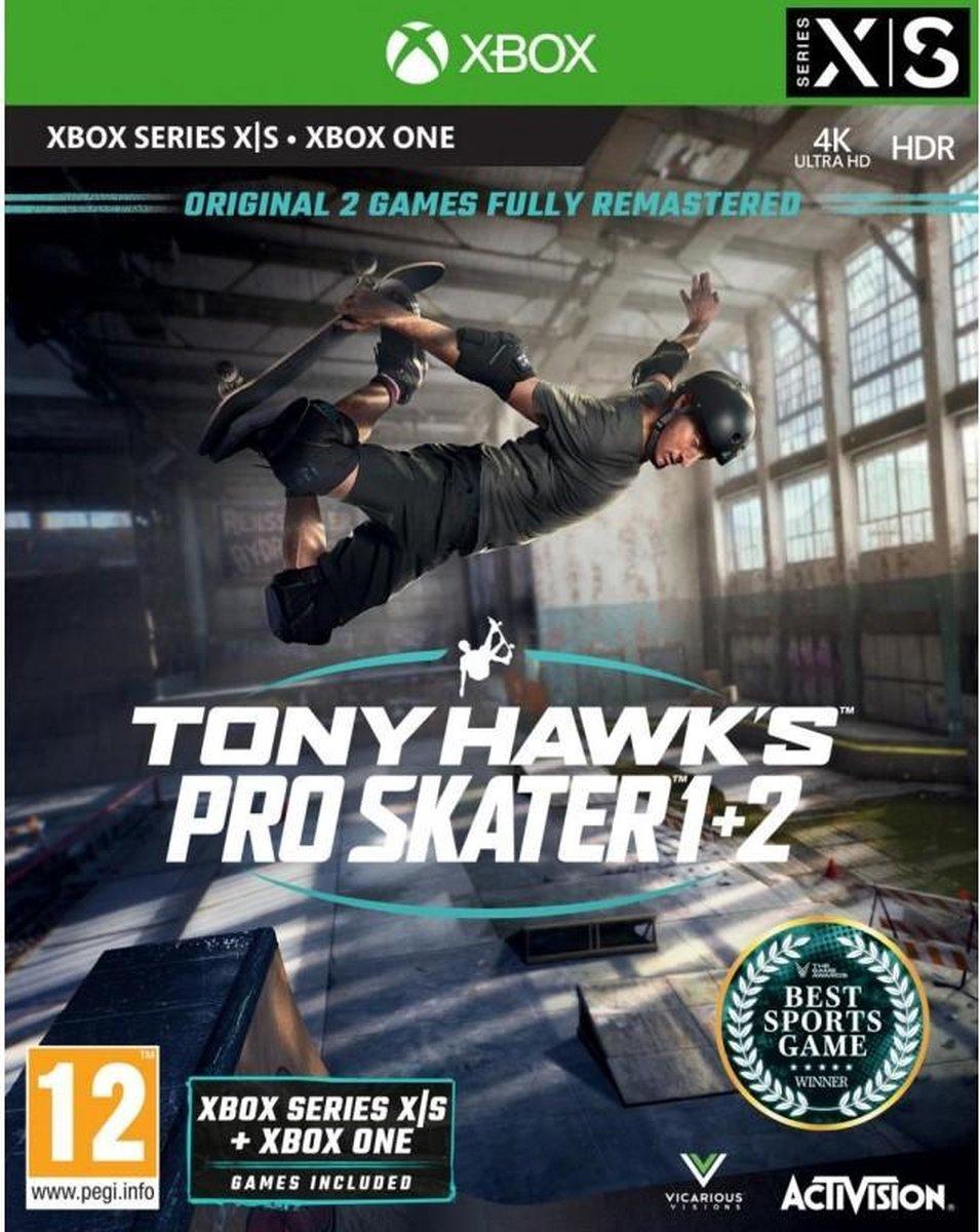 Tony Hawk's Pro Skater 1+2 – Xbox Series X & Xbox One