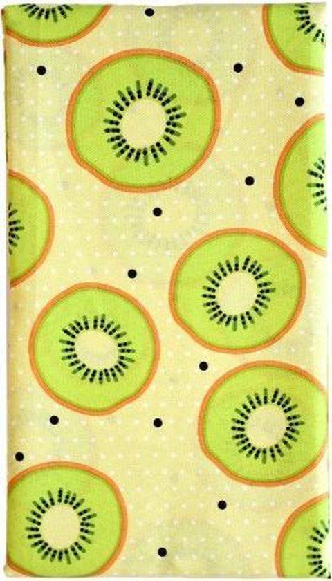 Siretessile Tafelkleed Samba 140 X 180 Cm Polykatoen Groen