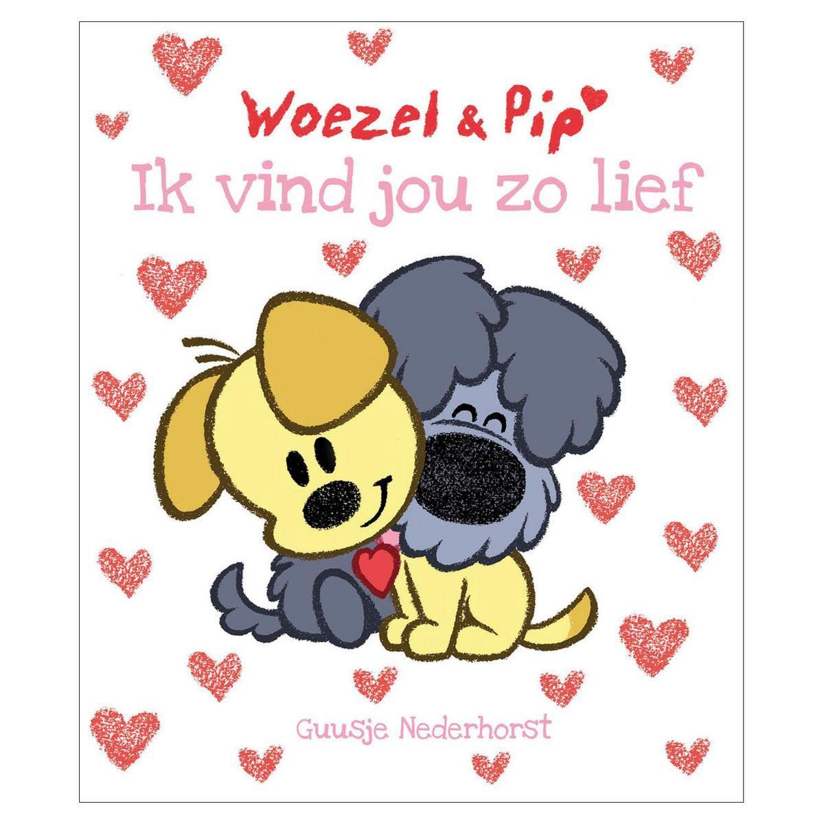 Woezel & Pip  -   Ik vind jou zo lief