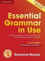 Essential Grammar in Use - fourth edition book + answers + i