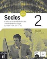 Socios - Nueva Edición 2 cuaderno de ejercicios + CD audio