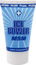 Ice Power Gel + MSM 100 ml