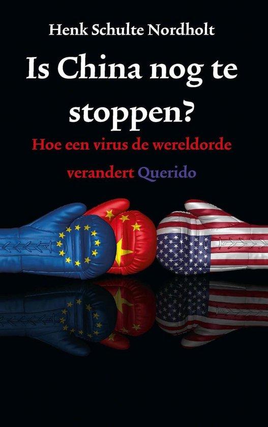 Boek cover Is China nog te stoppen? van Henk Schulte Nordholt (Onbekend)
