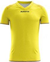 Masita Avanti Shirt - Voetbalshirts  - geel - L