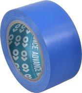 Advance   -   AT8   -  PVC markeringstape 50mm x 33m Blauw