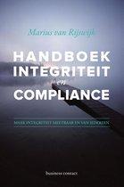 Handboek integriteit en compliance